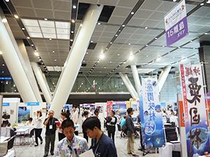 「OKINAWA離島コンテンツフェアin東京2014」開催、70社が集結 独自の物産品並ぶ