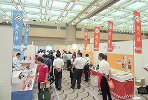 尾家産業名古屋支店、秋季提案会に400人来場 水産・畜産の素材品中心に