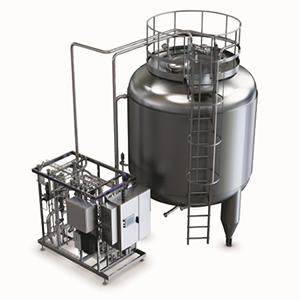 テトラパック、ESL生産用の自動タンク発売 定温制御で品質保持