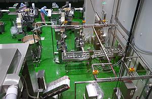 工場訪問:イートアンド関東工場 ライン増設しトップシェア盤石へ