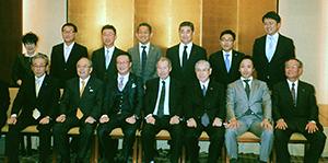 NCF、創立20周年記念祝賀会開催 5部会結成、結束を強化