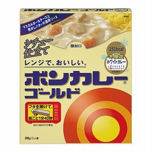 「ボンカレーゴールド ホワイトカレー」発売(大塚食品)