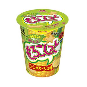 「もろこしっと コーンポタージュ味」発売(森永製菓)