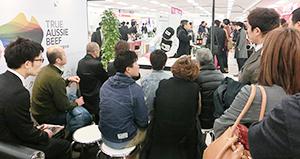 「焼肉ビジネスフェア2015東京」開催 幅広い部位提案
