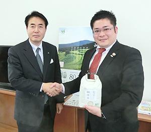 幸南食糧、6次産業化に着手 農業特区・兵庫県養父市と連携