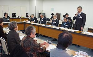 日本冷凍食品協会、完成間近「食品防御ガイドライン」説明 消費者団体と意見交換
