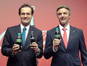 コカ・コーラシステム、第3の「コカ・コーラ」投入 カロリーオフ設計で新需要獲得狙う