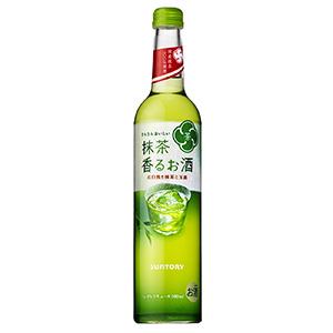 「抹茶香るお酒」発売(サントリースピリッツ)