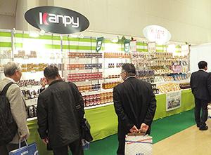 加藤産業、春季総合食品展示会開催 オリジナル品を強化 ブランド価値向上図る