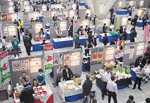 農畜産業振興機構、国産野菜の契約取引マッチング・フェア開催 機能性野菜も展示