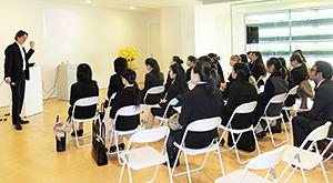 パソナJOB博開催 国内外国人留学生の合同企業説明会