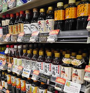 ◆つゆの素特集:市場、前期は消費増税で大幅減 サブカテゴリーが成長
