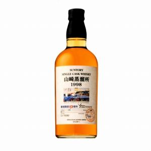 「サントリー シングルカスクウイスキー 山崎蒸溜所1998」発売(サント...  ◆会社名=サン