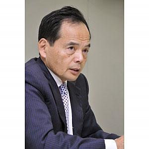 岡田元也社長 イオンの改革課題 岡田元也社長