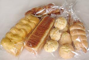 冷凍パン生地を使ったパン