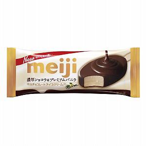 「明治チョコレートアイスクリームバー」発売(明治) ◆会社名=明治 ◆商品特徴=アイスクリーム類