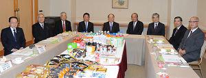 「第31回食品ヒット大賞」の選考委員会
