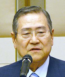 野田毅会長