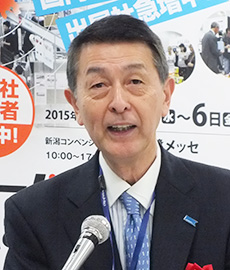 篠田昭新潟市長