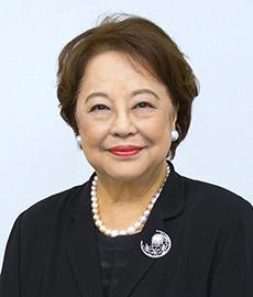 大河原愛子代表取締役会長