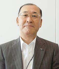 常務取締役 冷凍食品ユニット長 田島正人氏