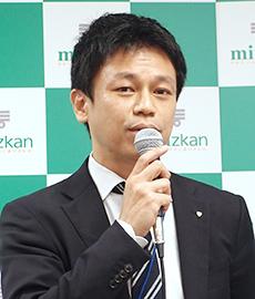 石垣浩司取締役