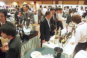 北海道酒類販売「世界のワイン展示・試飲商談会~販(Han)'s Collection~」