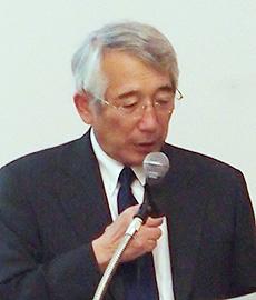 吉川敏一理事長