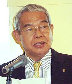 加藤信理事長