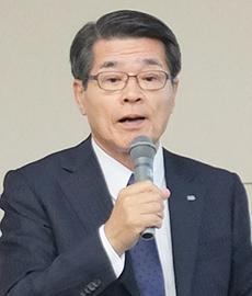 上野裕一社長