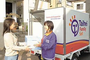 40年以上の歴史がある「ファミリーセット」。業務用の「クッキングデポ」とともに日本の調理場を支える