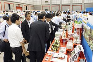 静岡メイカンの「総合食品展示会」