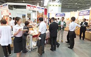 地方自治体も、産品開発に積極的に参入