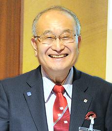 戦後70年を語る今野正義会長CEO