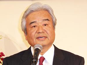 飯田雅明新会長