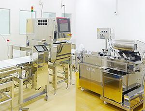 SGSの展開するSQF認証を受けた養老乃瀧グループの食品加工センター「YRカミサリー・プラント川崎」