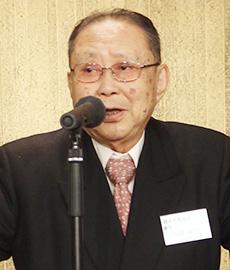 福田耕作会長