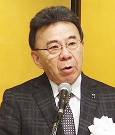 吉田憲史会長