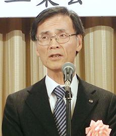 渡辺恵一会長
