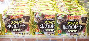 1月の日本アクセス展示会「フードコンベンション」では乳製品売場で同品を紹介した