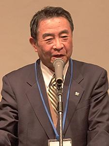 土屋福蔵会長