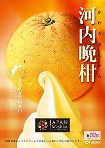 「JP愛媛河内晩柑ソフトミックス」