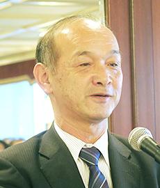 一般社団法人から継続して会長職を担うことになった幅田信一郎氏