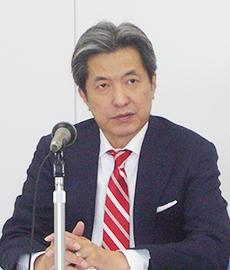 上垣内猛CEO