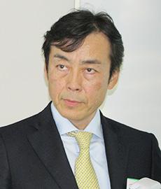 廣瀬泰三社長