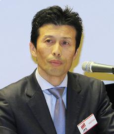 柴田太取締役経営企画部長