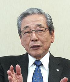 岩田陽男会長