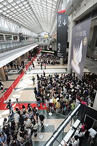 日本ホビーショー、ホビークッキングフェアなど同時開催で高い集客力を持つ