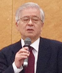 岩元睦夫鹿児島県大隅加工技術研究センター所長