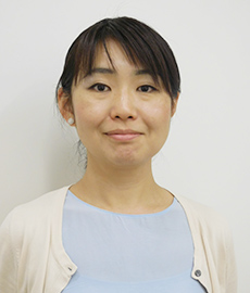 中丸園子マーケティング本部マーケティング部商品担当部長代理